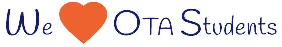 We 'heart' OTA Students